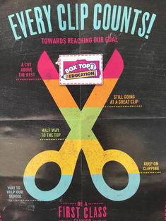 Don't Forget to Clip and Save Box Tops for Education